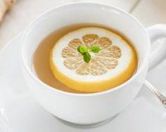 Thé détox citron-gingembre