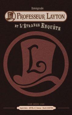 Manga Le Professeur Layton - Intégrale