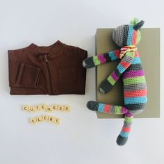 A cute and colourful new baby arrival gift set to mark a special occasion. * Super soft zip-up cotton romper featuring integrated scratch mitts and zip guard for comfort in Rust. * Handmade cotton crochet large soft filled donkey with built in rattle. 31cm long. * All orders arrive beautifully gift wrapped in our Classic gift box (26x18x8cm). Re-use as a keepsake box. Zip Up Romper A plain romper featuring a zip opening for easy changing morning and night, zip guard for added comfort… Best Baby Gifts, Baby Gift Sets, Baby Arrival, Newborn Baby Gifts, Cotton Crochet, Keepsake Boxes, Donkey, New Baby Products, Gift Wrapping