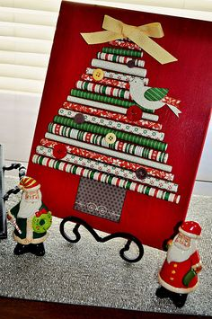 I want to make this! this is perfect for the home for xmas time!