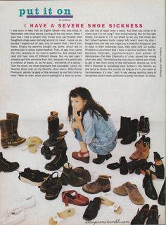 denim on denim ftw (Sept '94 issue, Andrea Lee Linett - sassyscans.tumblr.com)