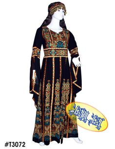 Black Dress Thoube made out of high quality Georgette fabric