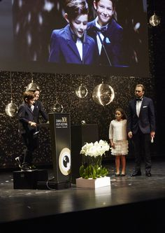 children's Laudatio for ZFF for Kids winner Veit Helmer Award Winner, Zurich, Film Festival, Filmmaking, Creative, Kids, Cinema, Young Children, Boys