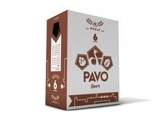 Pavo Beer Case