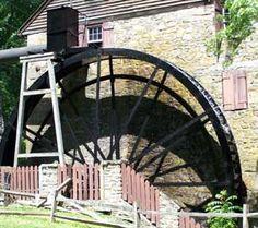 Rock Run Qrist Restoration Susquehanna State Park, Harford County, MD Maryland State Park Restoration Project