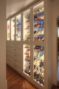 Shoe Storage Tips | Charlotte | Closet & Storage Concepts