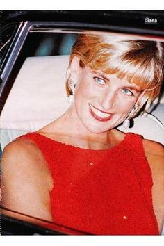 June 17, 1997:  Diana, Princess of Wales to address a gala benefit for victims of land mines at the National Museum of Women in the Arts in Washington, D.C.