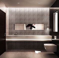 Bathroom   by Mimar Interiors   Best Interior Designers   Best Projects   Interior Design Ideas   For more inspirational ideas take a look at: www.bocadolobo.com