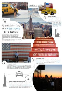 NYC CITY GUIDE | MY LITTLE FASHION DIARY