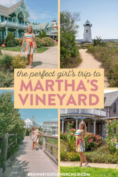 Martha's Vineyard in Massachusetts is the perfect place to enjoy a girls' trip. Discover the best things to do on Martha's Vineyard in the summer from going to the beach to eating at the best restaurants. #MarthasVineyard #CapeCod #Massachusetts | marthas vineyard vacation things to do in | marthas vineyard things to do in | marthas vineyard things to do summer | things to see in marthas vineyard | marthas vineyard girls trip | marthas vineyard girls weekend | girls trip to marthas vineyard