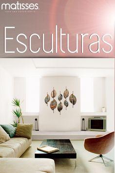 Esculturas, ¿cómo integrarlas en la decoración?, unos tips que te servirán para decorar el hogar con verdaderas obras de arte. Clic para leer más.