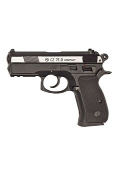 CZ 75D Compact Dual Tone GNB 4.5mm CO2 Pistol ! Buy Now at gorillasurplus.com