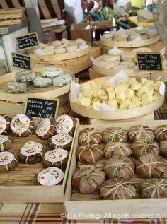 farm fresh cheeses