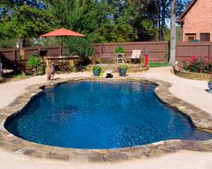 Pool Renovation Ideas beach entry pool remodel okay this is a really good idea for personalizing your backyard Pool Color And Edging Pool Remodelpool Ideasremodelsoutdoor