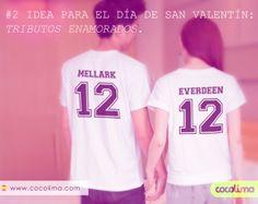 # 2 Idea para el día de San Valentín: Tributos Enamorados. [Los Juegos del Hambre - En Llamas - Sinsajo] Camisetas y sudaderas by Cocolima www.cocolima.com
