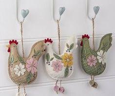 Lovely hens.