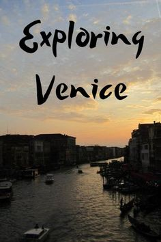 InterRail 2010 – Part Venice Travel Around The World, Around The Worlds, Venice Travel, Wanderlust Travel, Luxury Travel, Travel Guides, Family Travel, Rome, Travel Inspiration