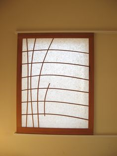 Add Oriental Style to Your Home with a Japanese Shoji Window Screen Window Art, Oriental Decor, Zen Design, Shoji Screen, Japanese Home Decor, Wall Design, Japanese Garden Style, Sliding Door Design, Japanese Woodworking Projects