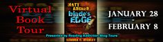 Laurie's Paranormal Thoughts and Reviews: Matt Archer: Blade's Edge by Kendra Highly: Guest Post, Excerpt and Review:RABT Tour Stop