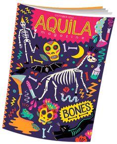 Children's magazine subscription 8-12 yrs Aquila Magazine - September 2016 WWll