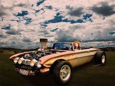 62 Buick Rat Rod