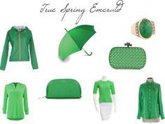 True Spring Emerald