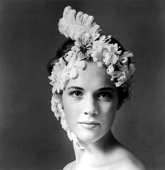 Julie Andrews by Cecil Beaton