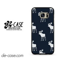 Abercrombie And Fitch Moose DEAL-211 Samsung Phonecase Cover For Samsung Galaxy S7 / S7 Edge