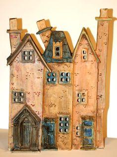 Dave  Ducker- Row Houses
