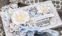 Бум-Бюро: Коробочка для денежного подарка на свадьбу