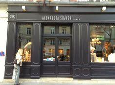 paris breakfasts: March Sketches - Alexandra Sojfer - Fragonard