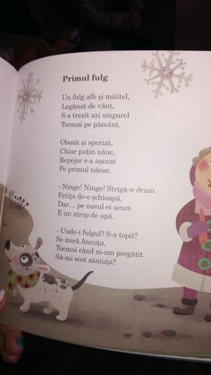 Anul Nou, Kids Poems, Christmas Messages, School Decorations, Nursery Rhymes, Kids And Parenting, Experiment, Flower Power, Alphabet