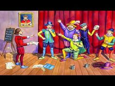 The story of William Shakespeare for kids - YouTube