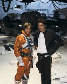 Just when I think I've seen all the Star Wars pics there are - I stumble across one that's completely new to me. I love that. :O)