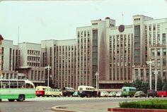Минск, путешествие по красавцу городу - столице социалистической Белорус...