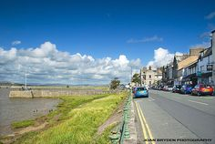 Arnside Promenade, Cumbria