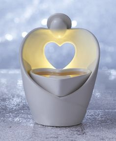 ScentGlow Duftlampe Engelsherz / Diffuseur électrique ScentGlow Coeur d'ange Kitchens, Angel Heart, Spring 2015, Winter, Fall, Christmas
