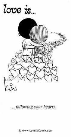 Love is. Comic Strip, Love Comic, Love Quotes, Love Pictures - Love is. Comics - Comic for Fri, Jun 2010 Love Is Cartoon, Love Is Comic, What Is Love, Love You, My Love, Mickey Bad, Round Robin, Love My Husband, Sweet Words