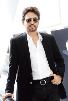 """Irrfan."""".What can I say""""...His work says it all!!"""