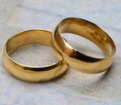 alianca casamento antiga 4mm - Google Search