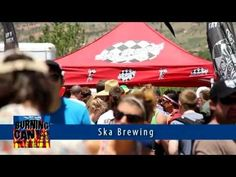 Oskar Blues Burning Can Beer fest 2012 - From Cans To Cans