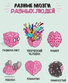 какой мозг у тебя?