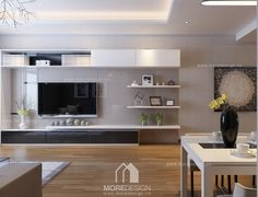Living Room Wall Units, Small Living Rooms, Living Spaces, Lcd Units, Led Panel, Tv Cabinets, Tv Unit, Apartment Living, Modern Interior