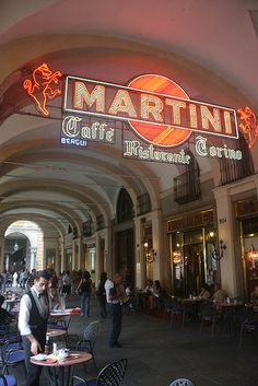 Caffè Torino - Turin, Italy Such a beautiful city, with people to match!