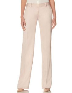 Need a top to wear with these textured pants  Textured Modern Trouser Pants from THELIMITED.com