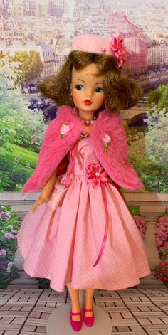 Selling Used Clothes, Dolly World, Tammy Doll, Sindy Doll, Handmade Clothes, Sell On Etsy, Beautiful Dolls, Vintage Toys, Childhood Memories