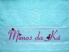 Toalha de Mãos - Mimos da Ká