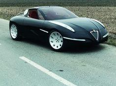Alfa Romeo Vola (Fioravanti), 2001