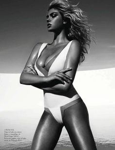 Kate Upton by Vogue