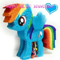 Piñata My Little Pony - $ 600,00 en Mercado Libre